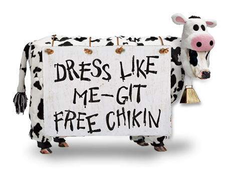 Why Free Chicken at Chick Fil-A Day Makes Me Sad