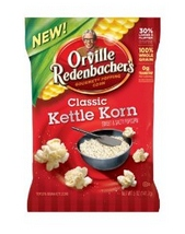 Orville Redenbacher Popcorn Recall