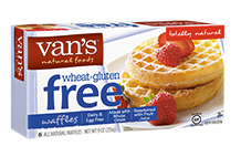 Van's Waffles only $.50 at Target
