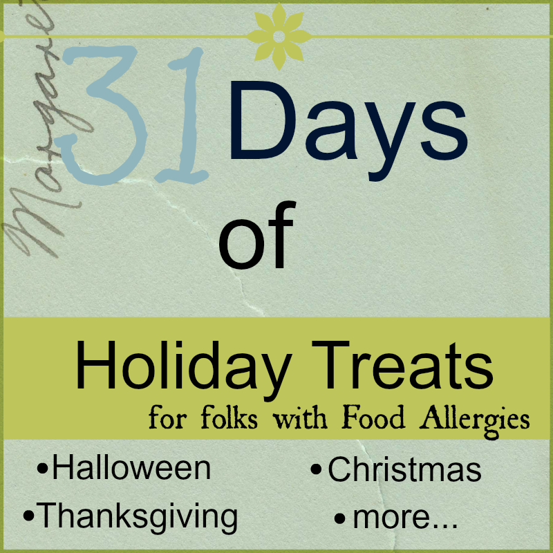 Food Allergy Holiday Treats