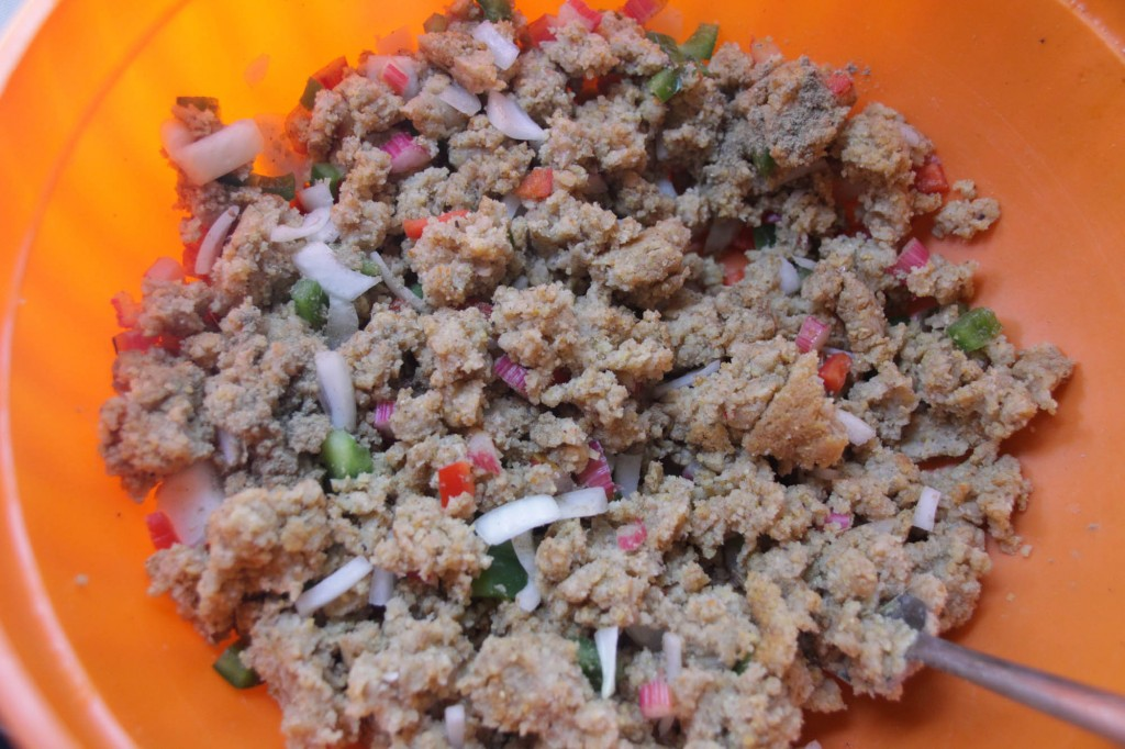 Vegan Cornbread Dressing Recipe-15