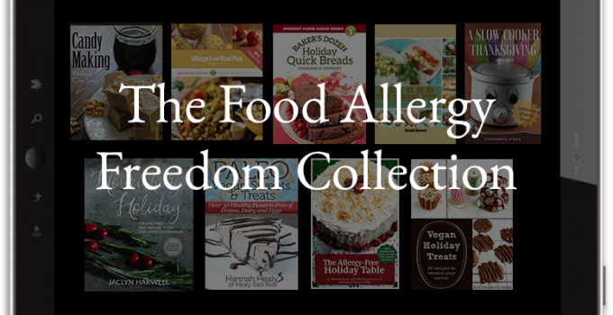 Over 200 Allergen Free Holiday Recipes as low as $3 through 11/14