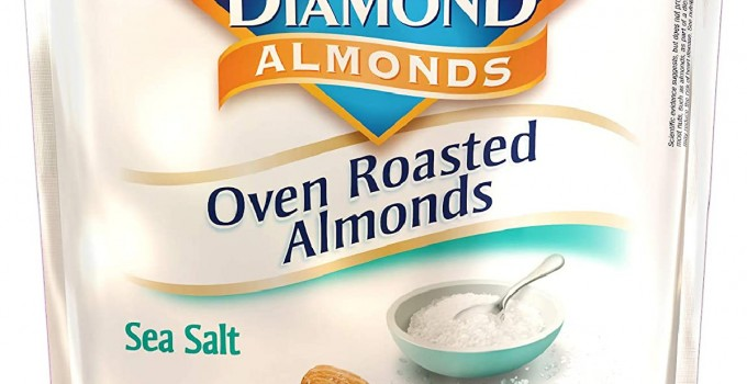 HUGE bag of Blue Diamond Almonds Only $5.71 – Peanut Free