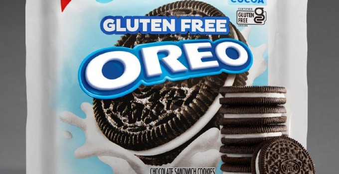 Gluten Free Oreos coming soon!
