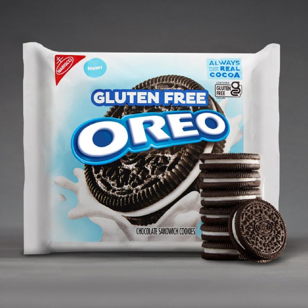 Gluten Free Oreos coming soon!